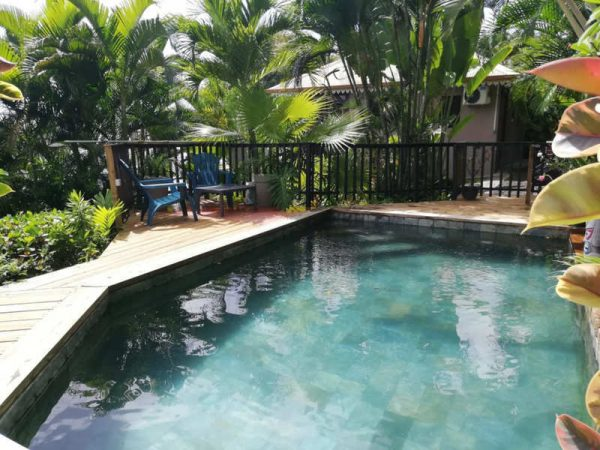 Location Villa Vanille Marin Martinique