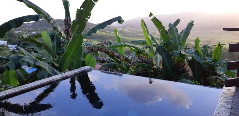 Piscine Villa Muscade Marin Martinique